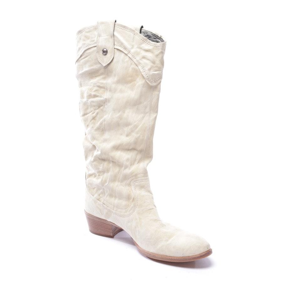 Stiefel von Vic Matié in Beige Gr. EUR 39