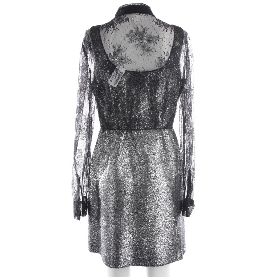 dress from Boutique Moschino in silver size 38