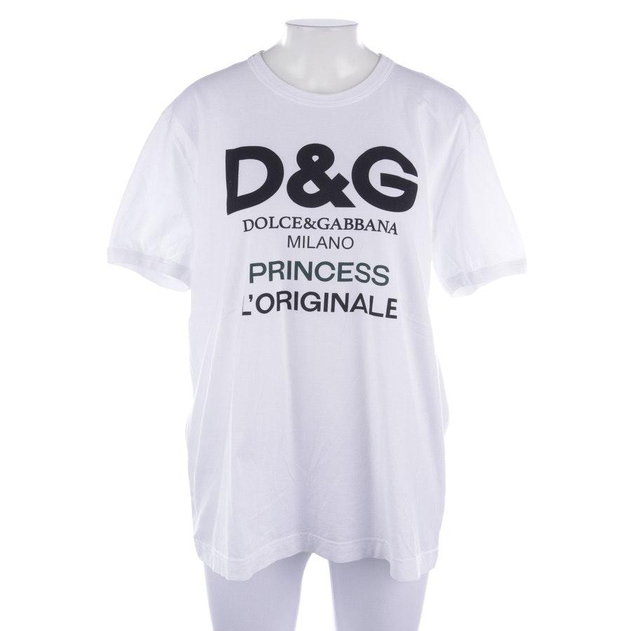 Shirt von Dolce & Gabbana in Weiß Gr. 50