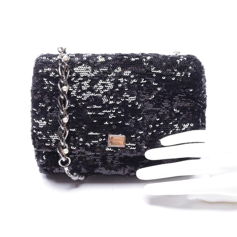 Abendtasche von Dolce & Gabbana in Schwarz