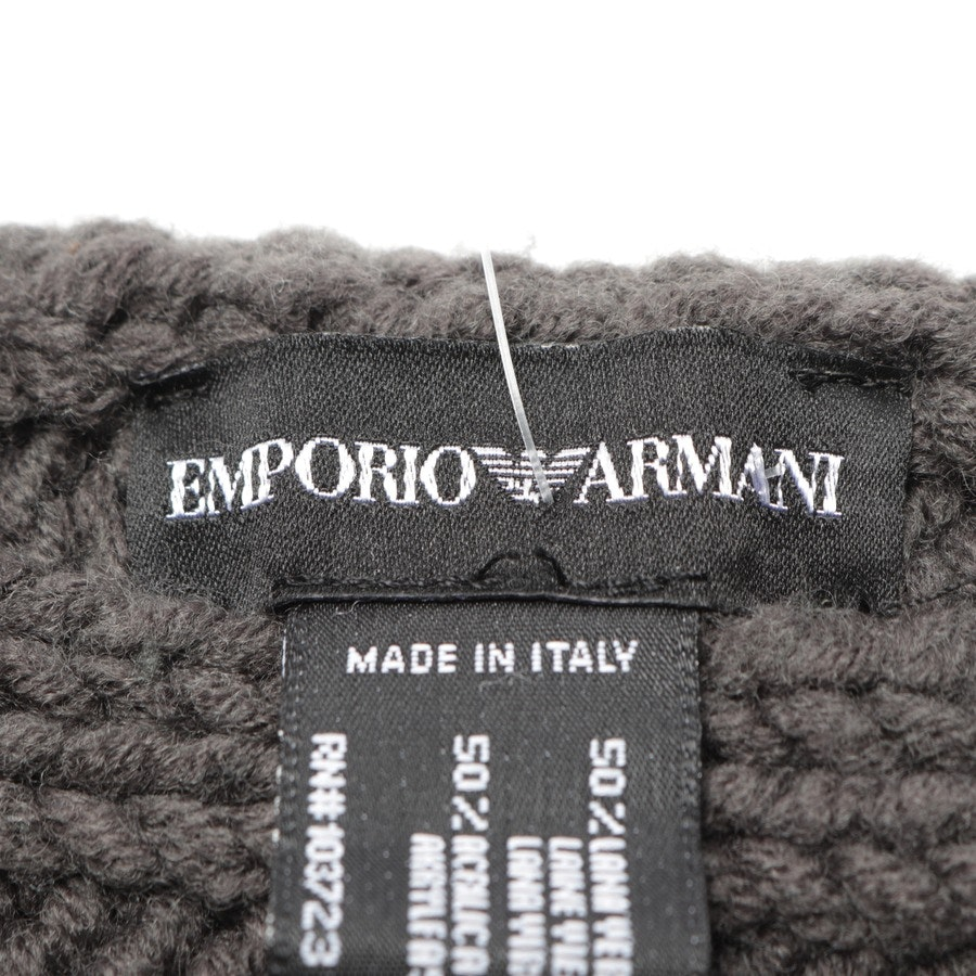 scarf from Emporio Armani in brown