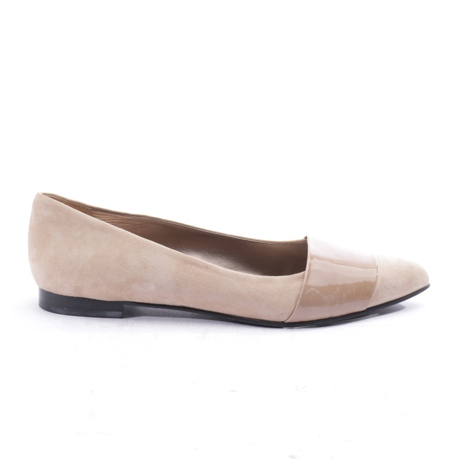 loafers from Marc Cain in beige size EUR 39