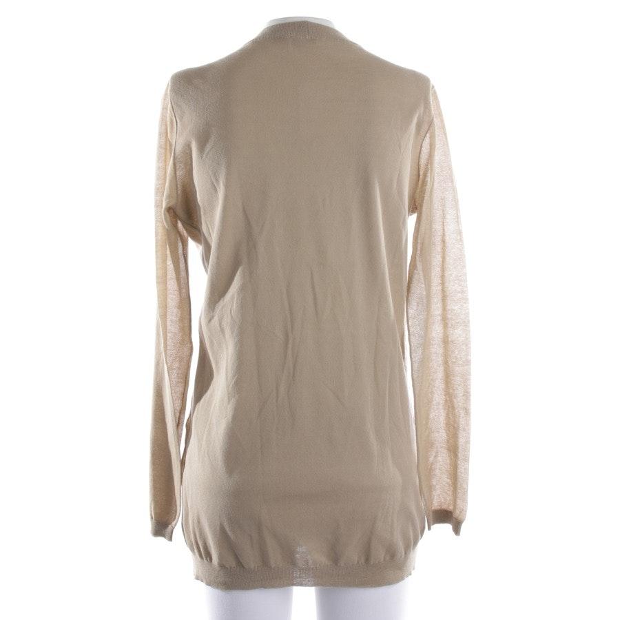 knitwear from Brunello Cucinelli in beige brown size S