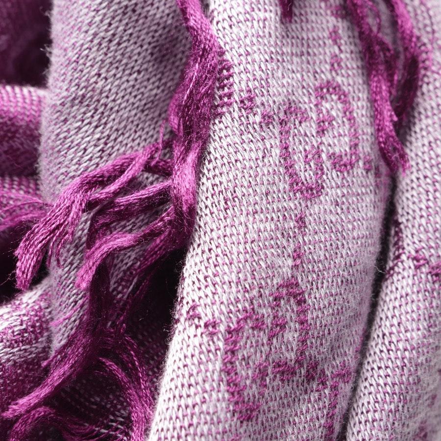 Schal von Gucci in Lila