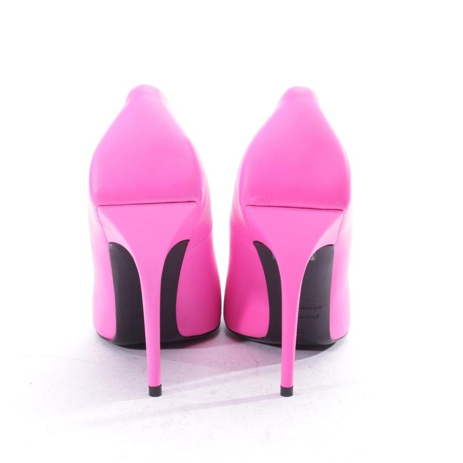 Pumps von Balenciaga in Neon Pink Gr. EUR 40 - Neu