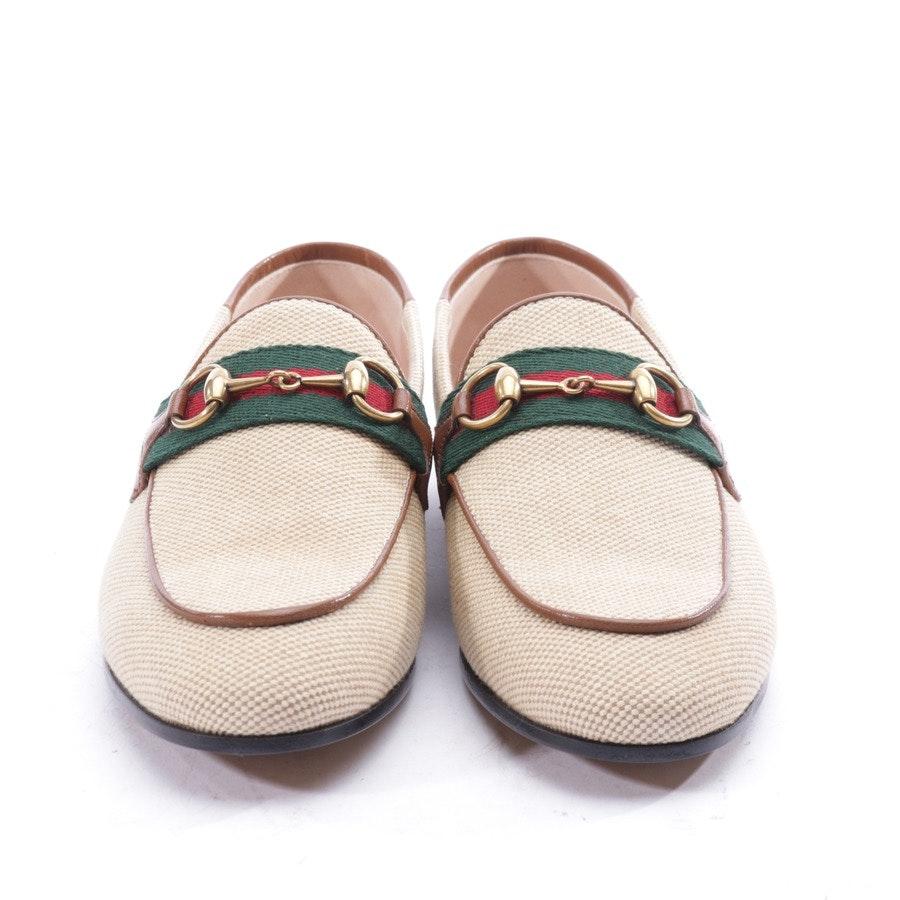 Loafer von Gucci in Multicolor Gr. EUR 35 - Neu