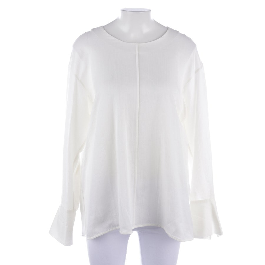 blouses & tunics from Lareida in wool white size 40 - new