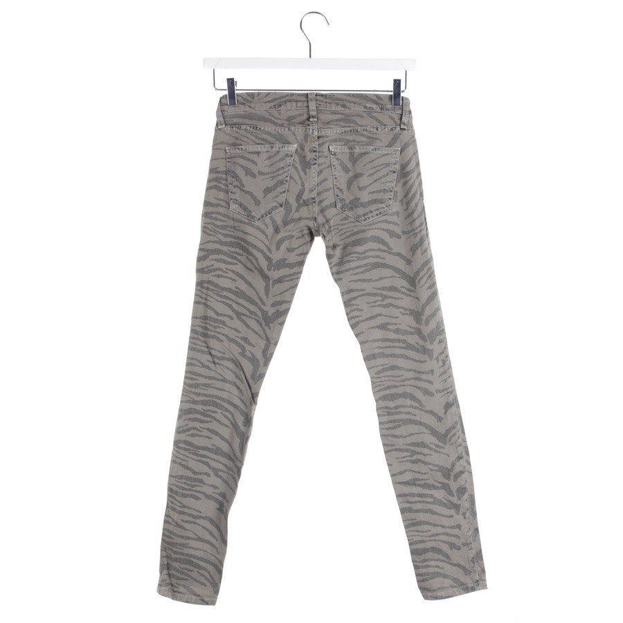 jeans from Current/Elliott in green and gray size W25