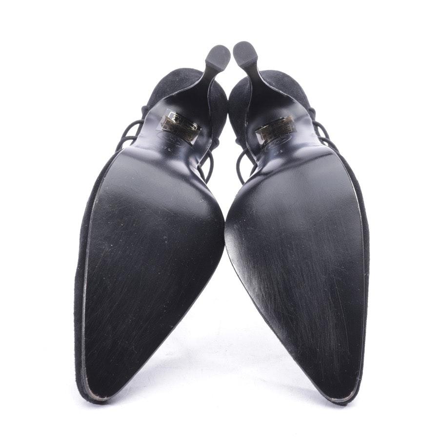Sandaletten von Chanel in Schwarz Gr. EUR 38 - Neu