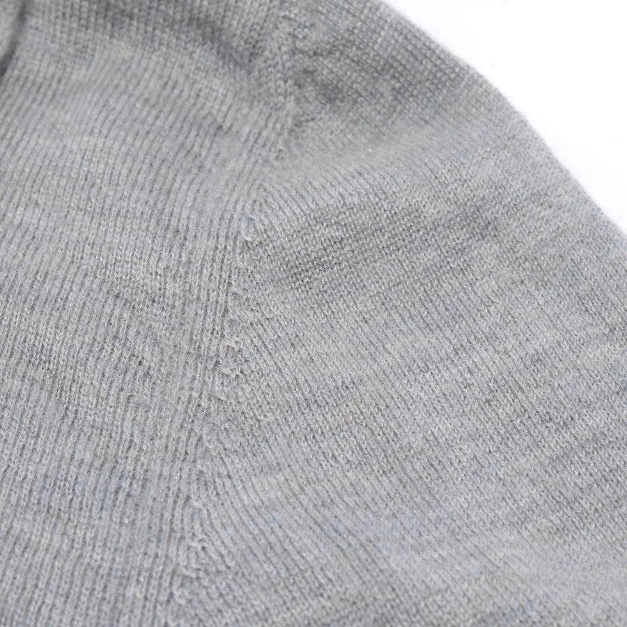 Kaschmirpullover von Louis Vuitton in Grau Gr. M