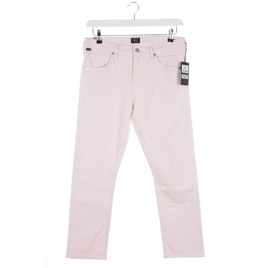Jeans von Citizens of Humanity in Zartrosa Gr. W29 - Neu