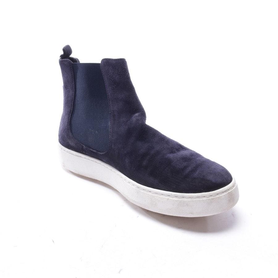 High-Top Sneaker von Philippe Model in Nachtblau Gr. EUR 38