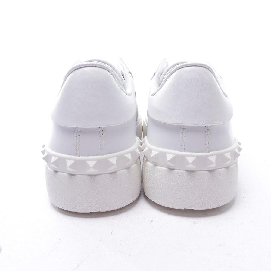 Sneaker von Valentino in Weiß und Schwarz Gr. EUR 36 - Rockstud - Neu