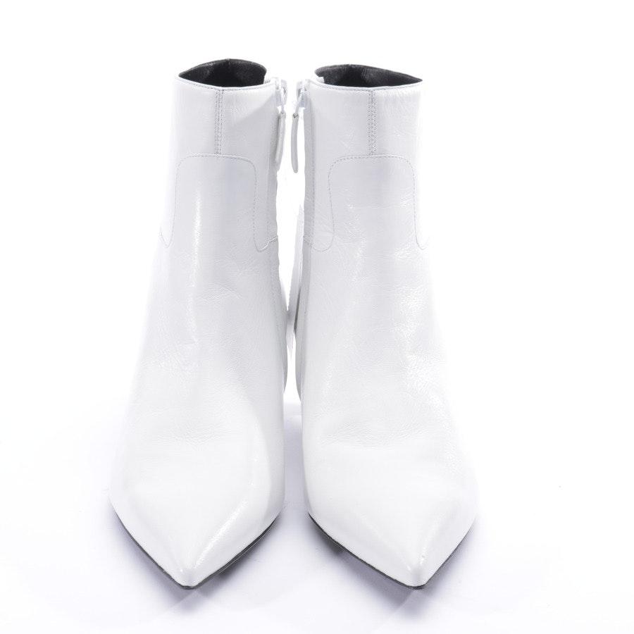 Stiefeletten von Balenciaga in Weiß Gr. EUR 37 - Neu