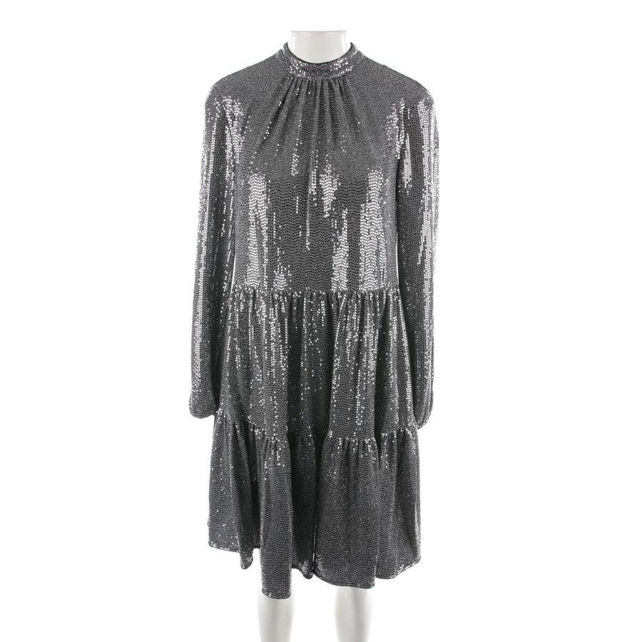 Kleid von Steffen Schraut in Silber Gr. 34 - Neu