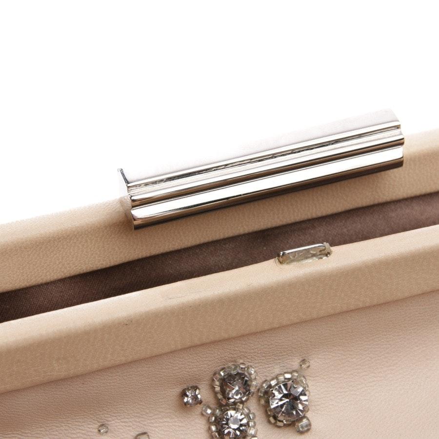 Handtasche von Valentino in Creme