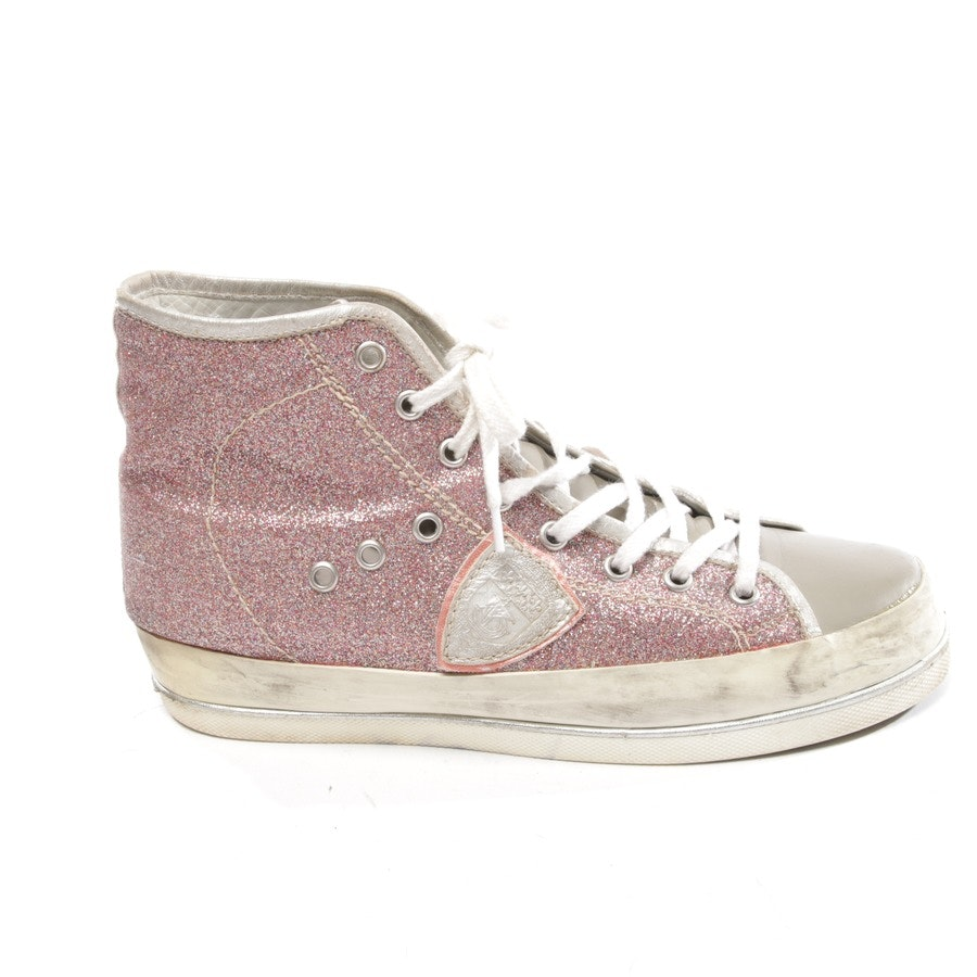 High-Top Sneaker von Philippe Model in Multicolor Gr. D 38