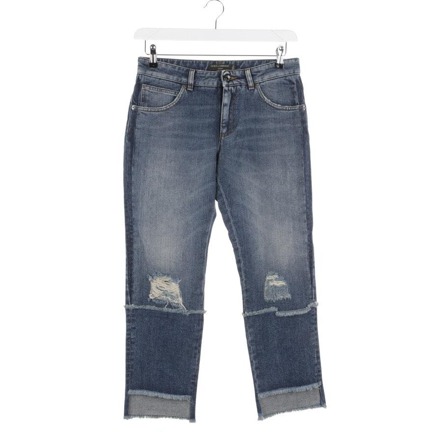 Jeans von Dolce & Gabbana in Blau Gr. 32 IT 38