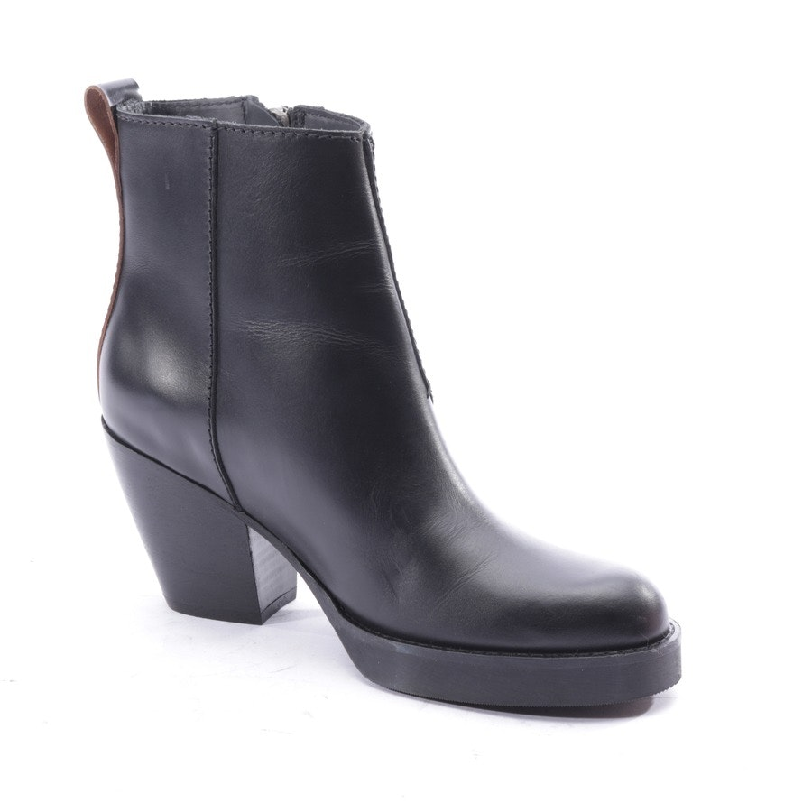 ankle boots from Acne Studios in black size EUR 38 - new