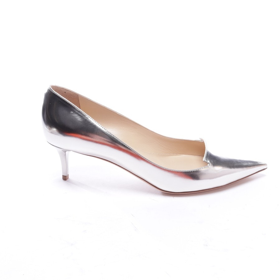 pumps from Jimmy Choo in silver size EUR 37