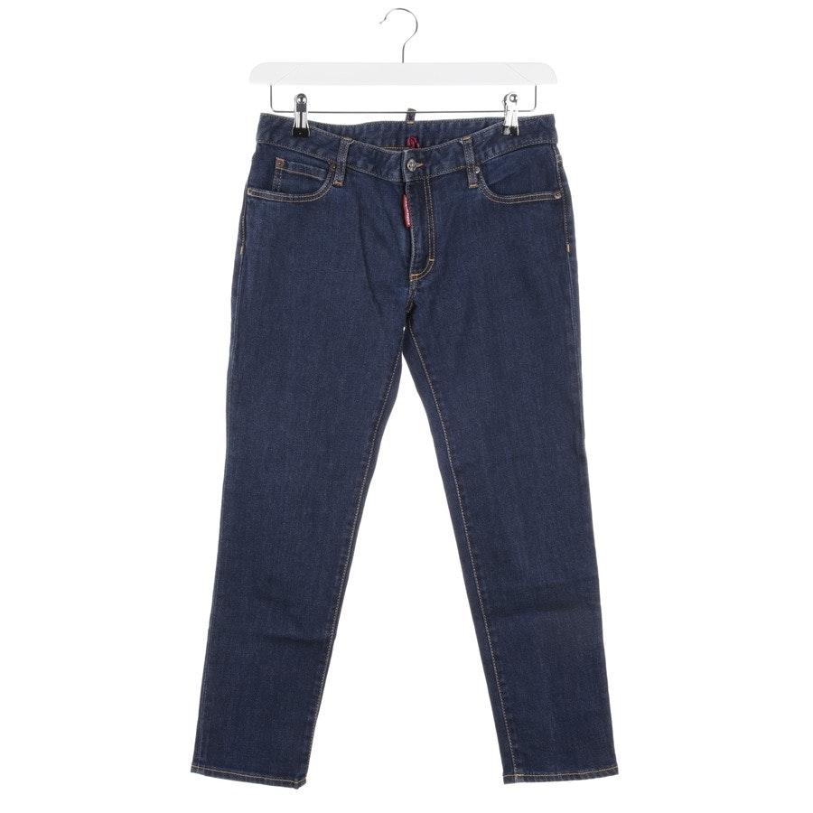 Jeans von Dsquared in Dunkelblau Gr. 38 IT 44 - Twiggy