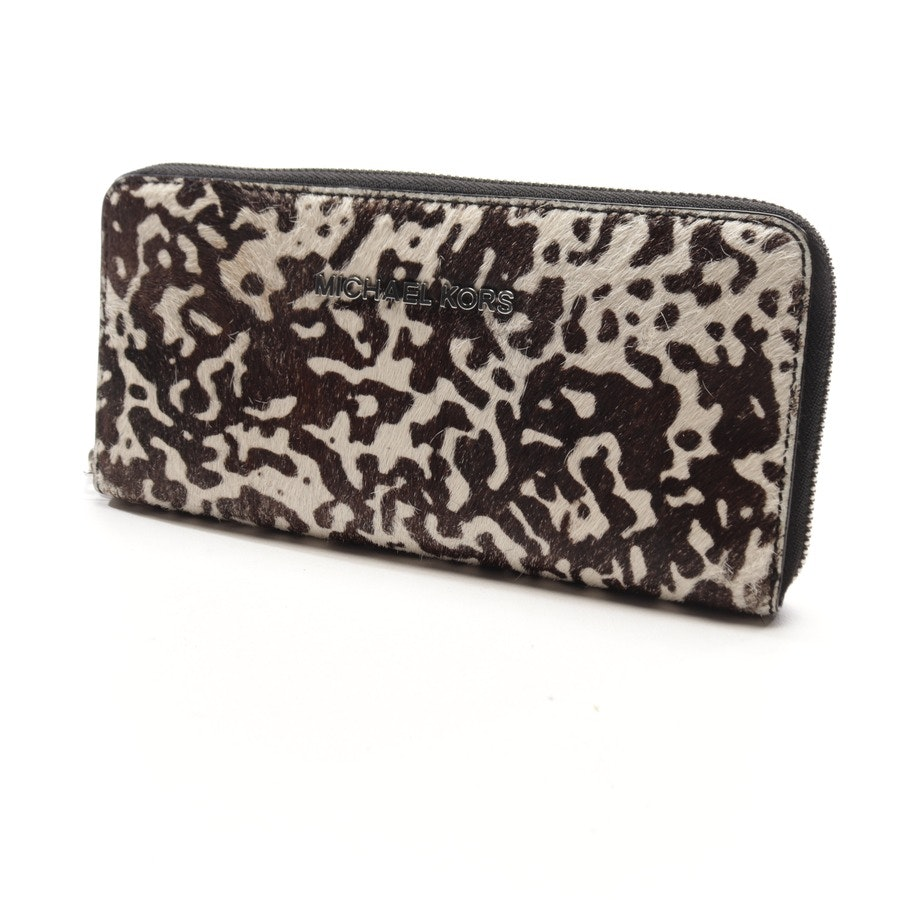 wallets from Michael Kors in natural and brown
