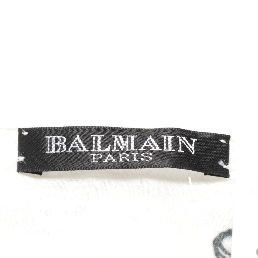 scarf from Balmain in multicolor