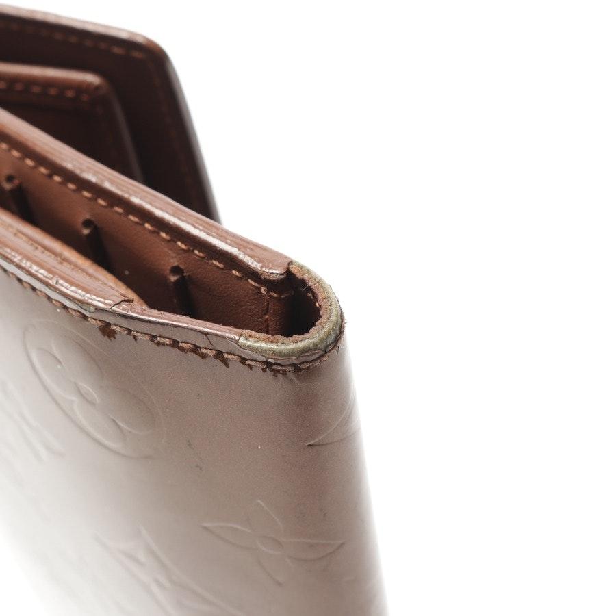 Geldbörse von Louis Vuitton in Caramel