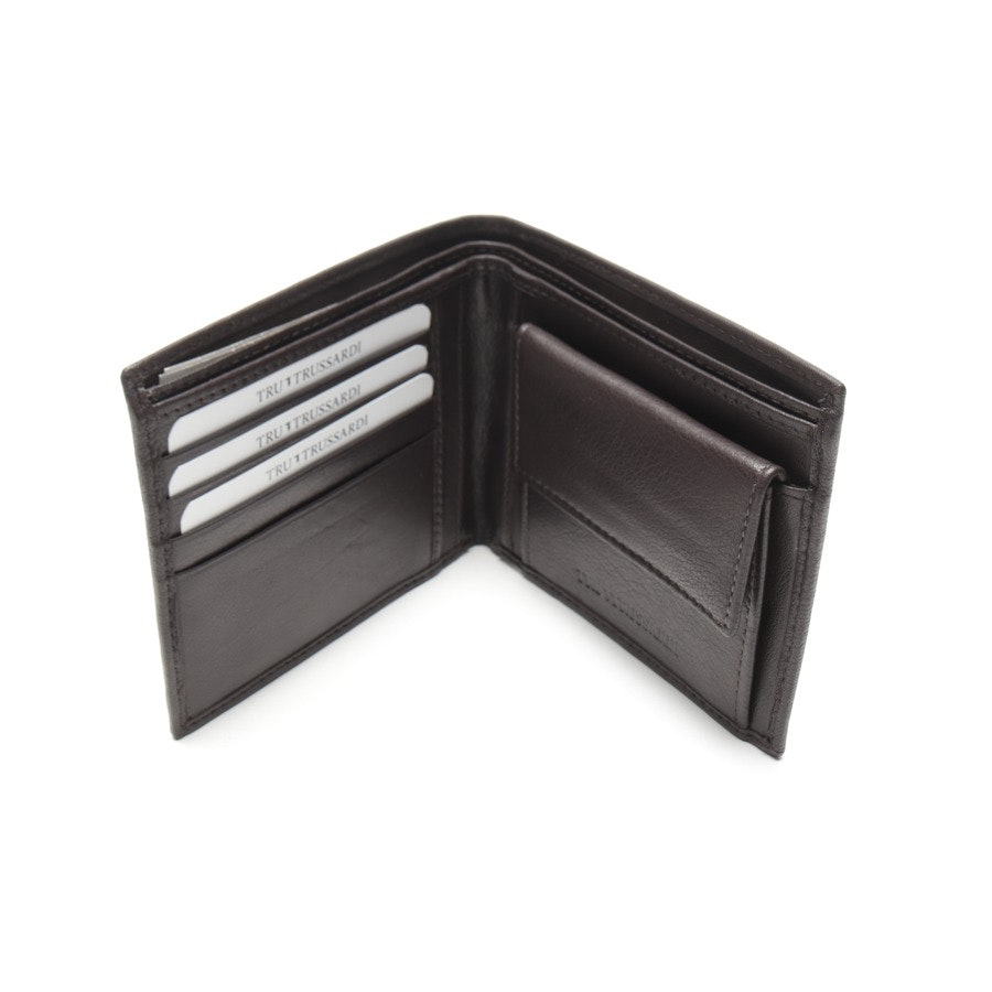 wallets from Trussardi in brown - new