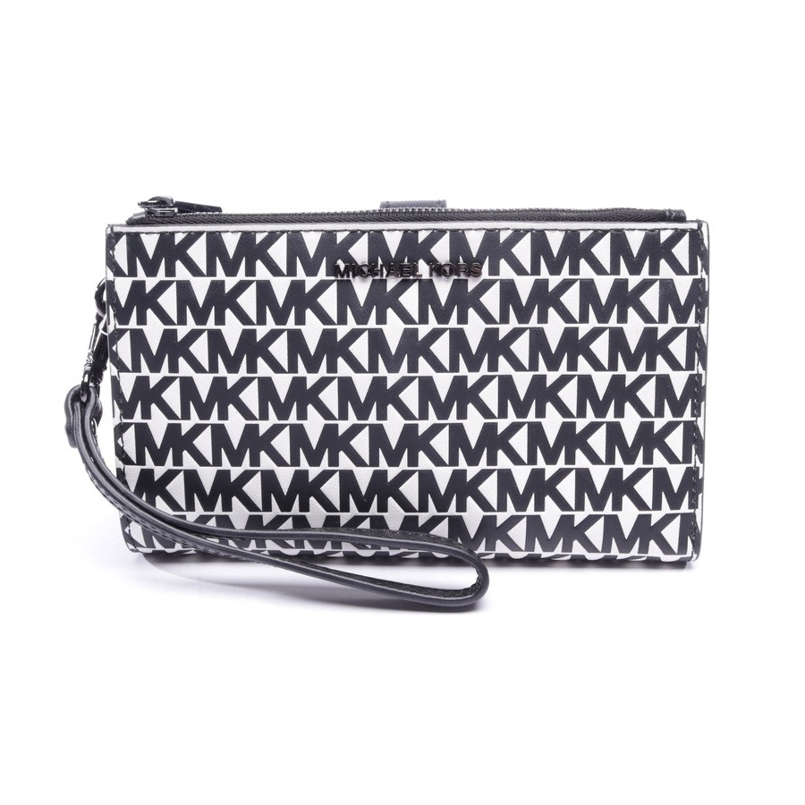 wallets from Michael Kors in white and black