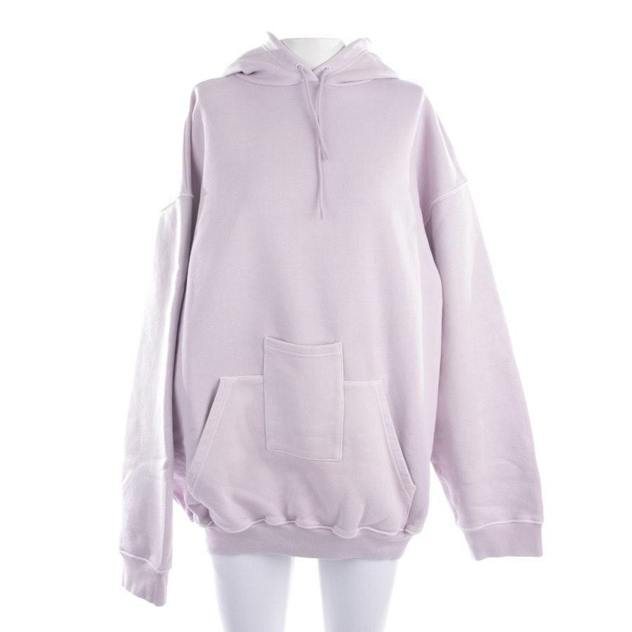 Sweatshirt von Balenciaga in Flieder Gr. S - Neu
