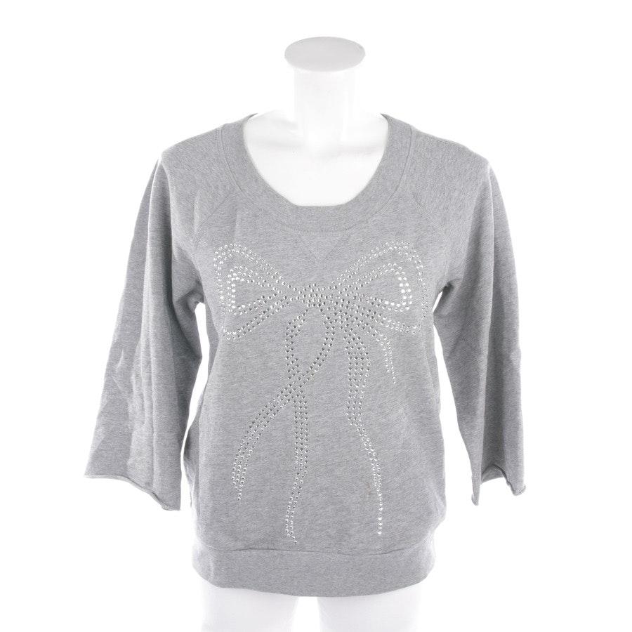 Sweatshirt von See by Chloé in Grau meliert Gr. 36