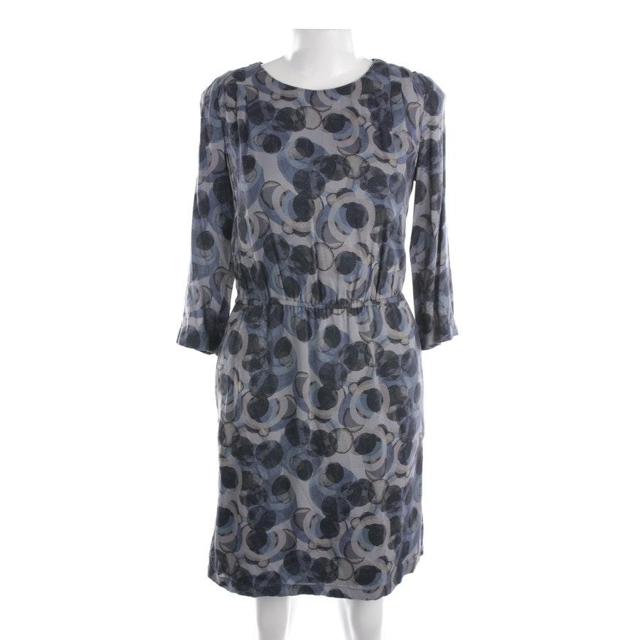 Kleid von Marc O'Polo in Grau und Blau Gr. 38