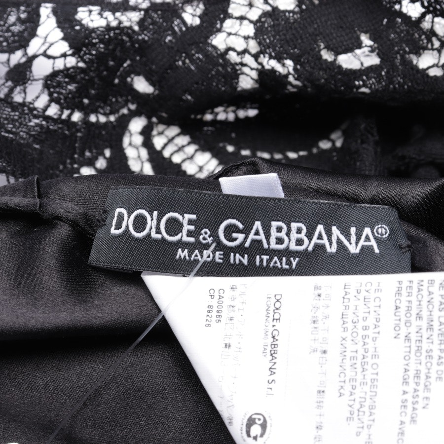 dress from Dolce & Gabbana in black and white size 40 IT 46