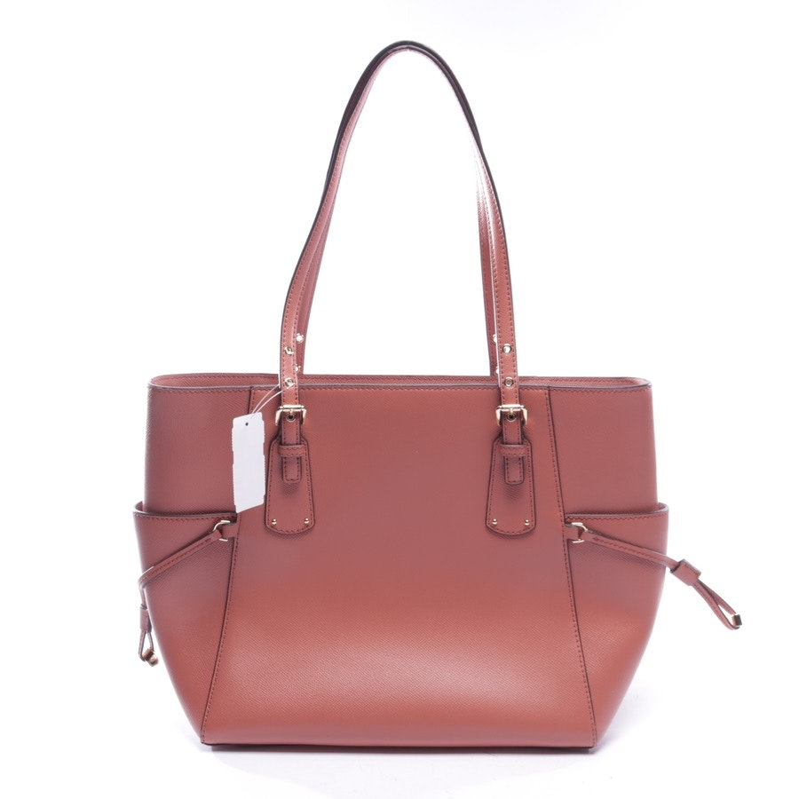 shopper from Michael Kors in rosewood