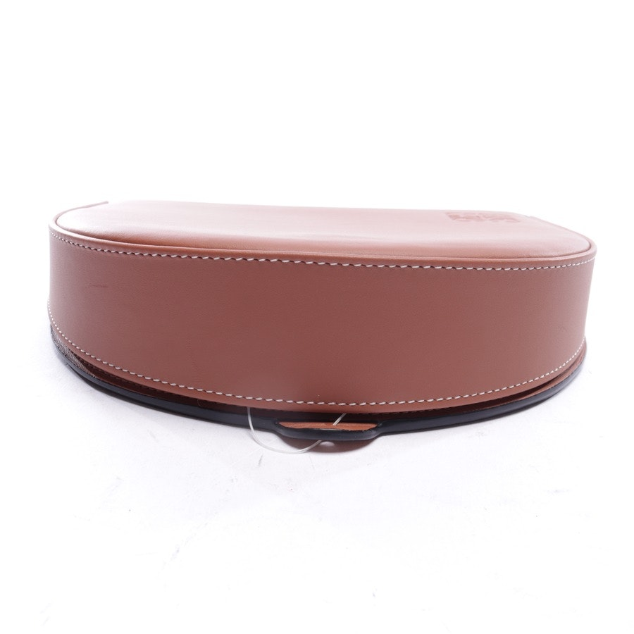 evening bags from Loewe in brown - new