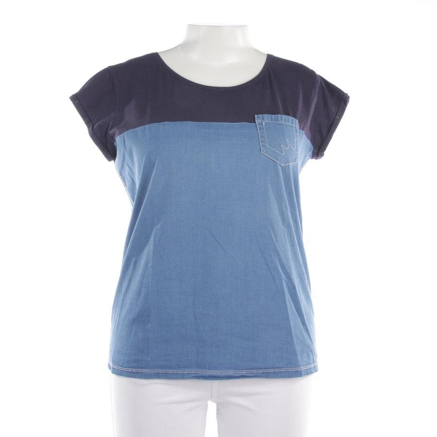 Shirt von Marc Cain Sports in Blau Gr. 40 N4