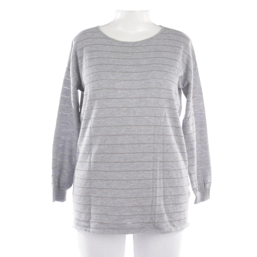knitwear from Hugo Boss Red Label in grey mottled size L