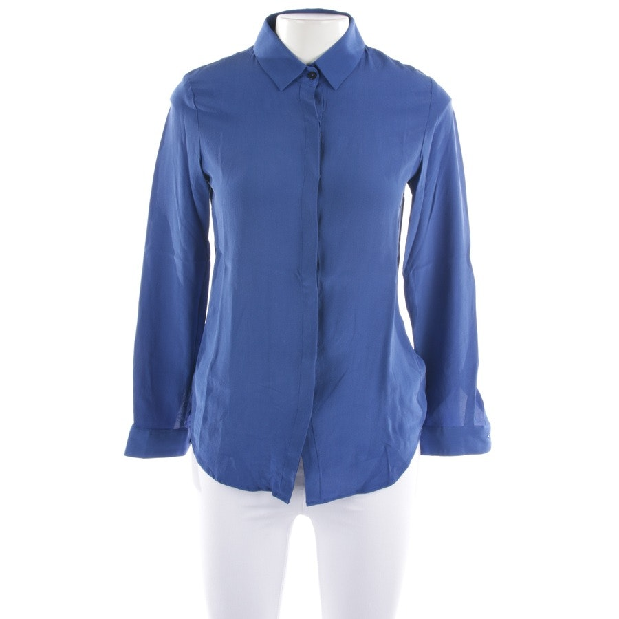blouses & tunics from The Kooples in dark blue size M