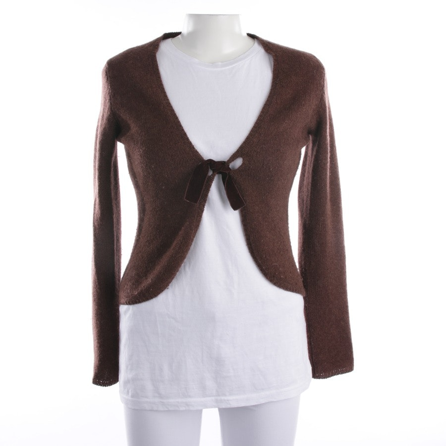 knitwear from FFC in brown size S