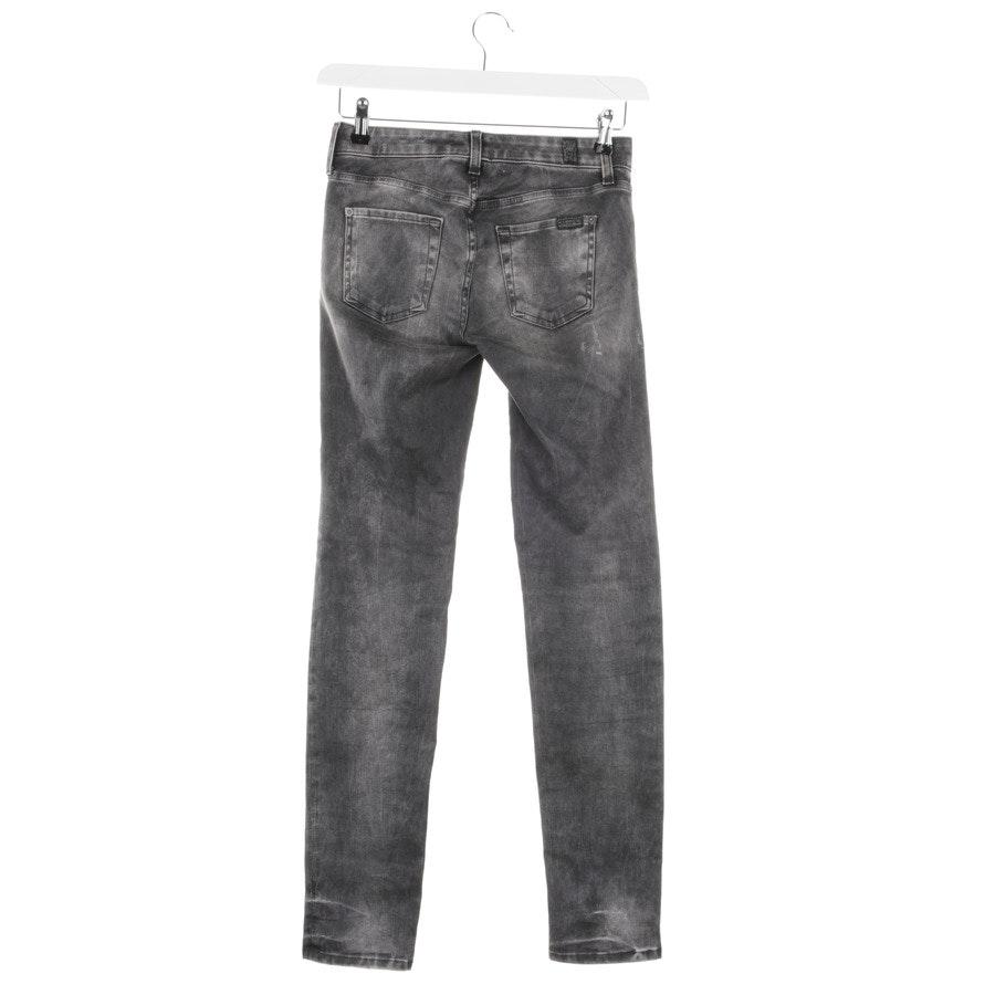 Jeans von 7 for all mankind in Grau Gr. W26