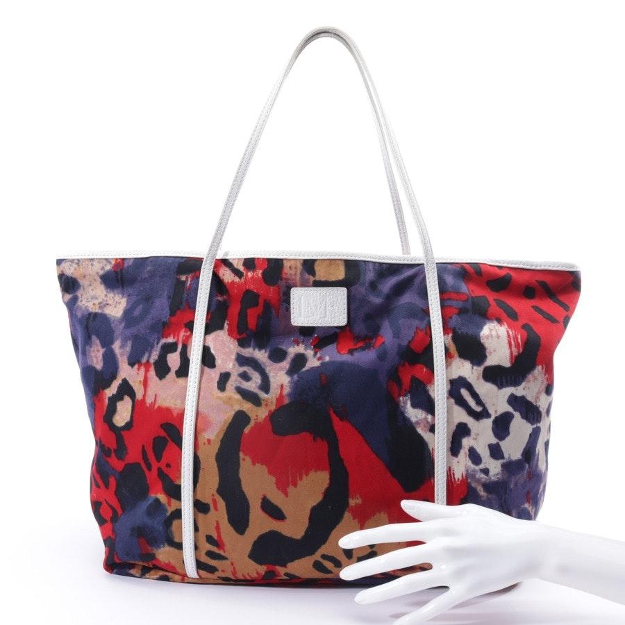 Shopper von Diane von Furstenberg in Multicolor und Weiß