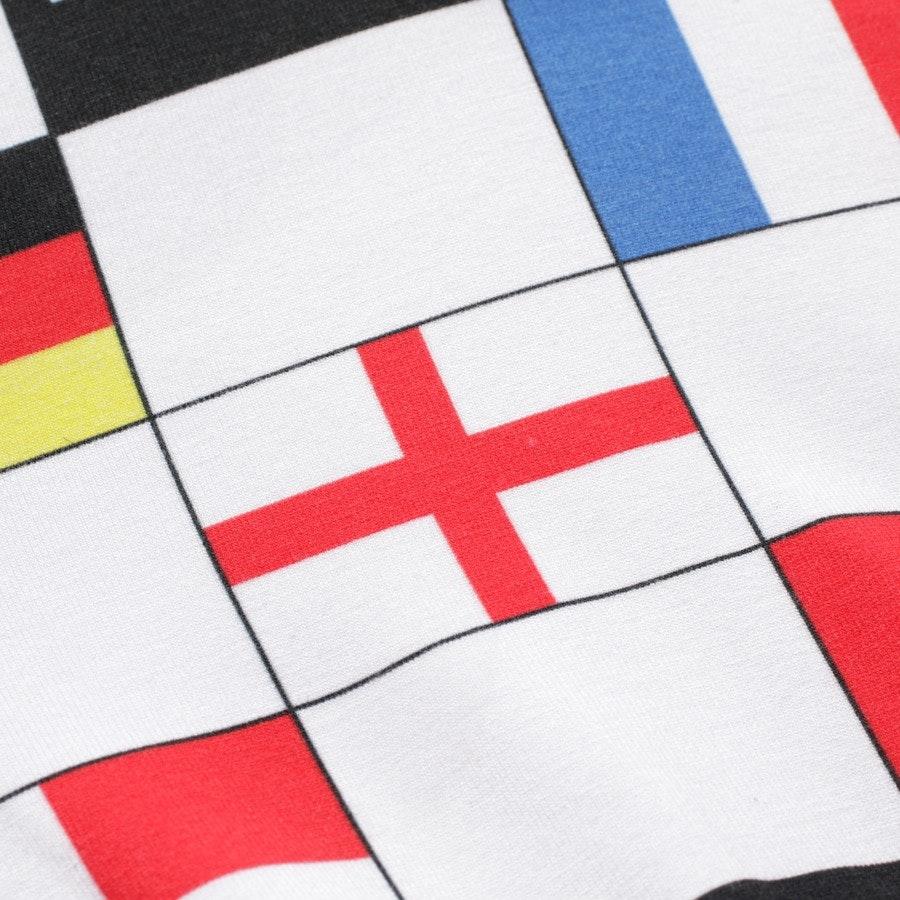 Langarmshirt von Balenciaga in Weiß Gr. XS