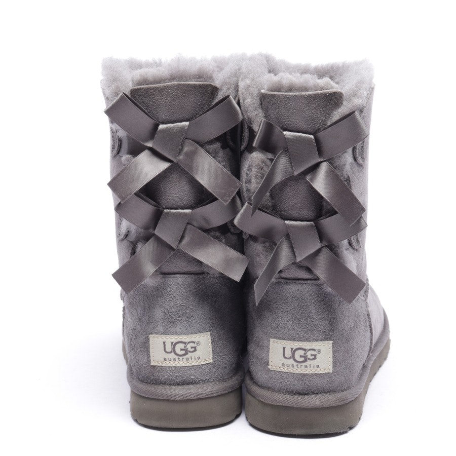 boots from UGG Australia in grey size EUR 37 - bailey bow