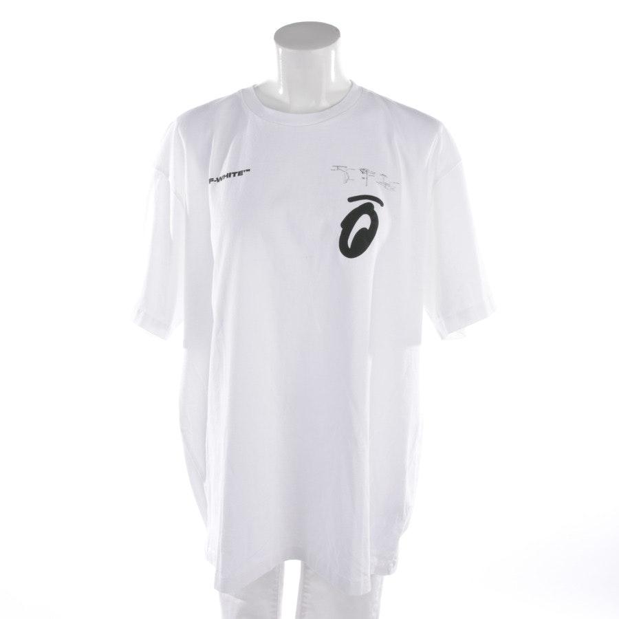 Shirt von Off-White in Weiß und Schwarz Gr. S