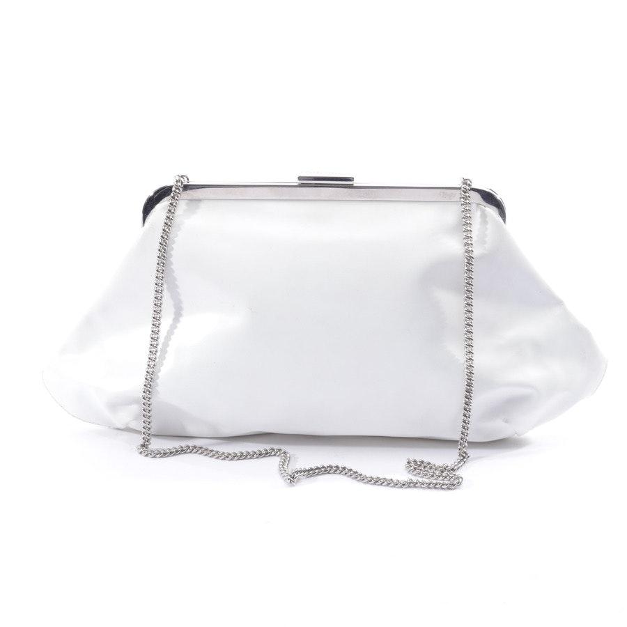 Abendtasche von Dolce & Gabbana in Weiß