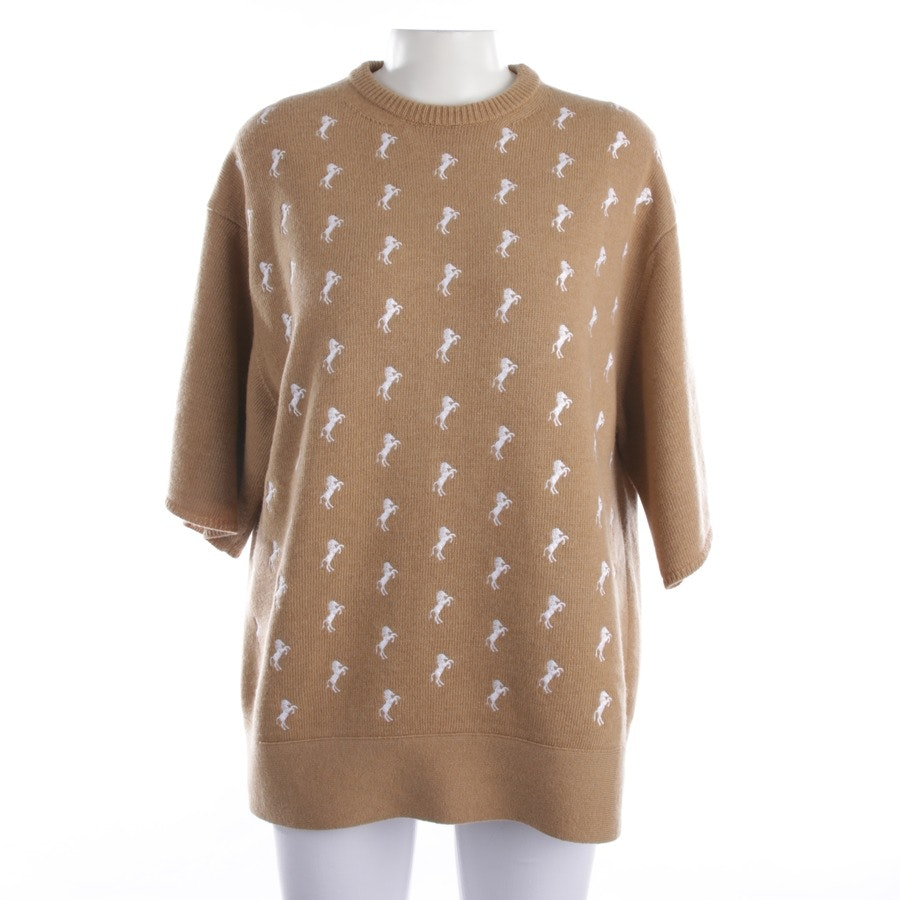 knitwear from Chloé in sand and white size M