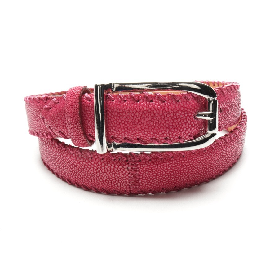 belt from Reptile´s House in pink size 80 cm
