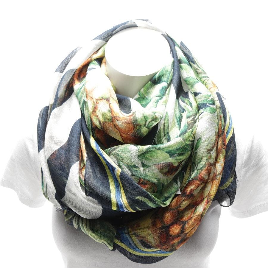 Seidenschal von Dolce & Gabbana in Multicolor