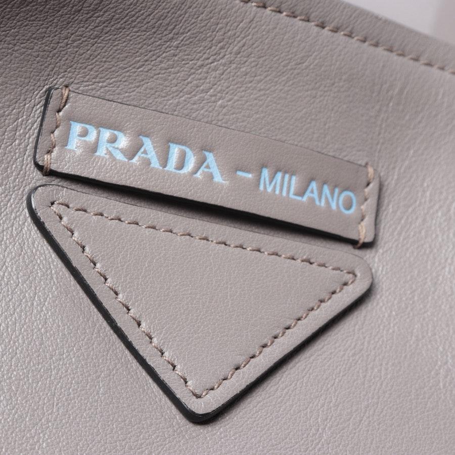 Shopper von Prada in Hellgrau